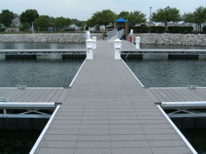 Lakeshore Towing Dock Building